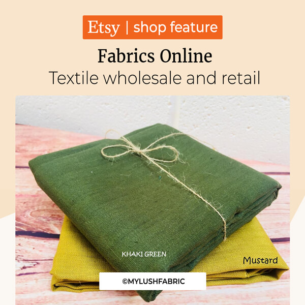 Fabrics Online. Textile wholesale and retail