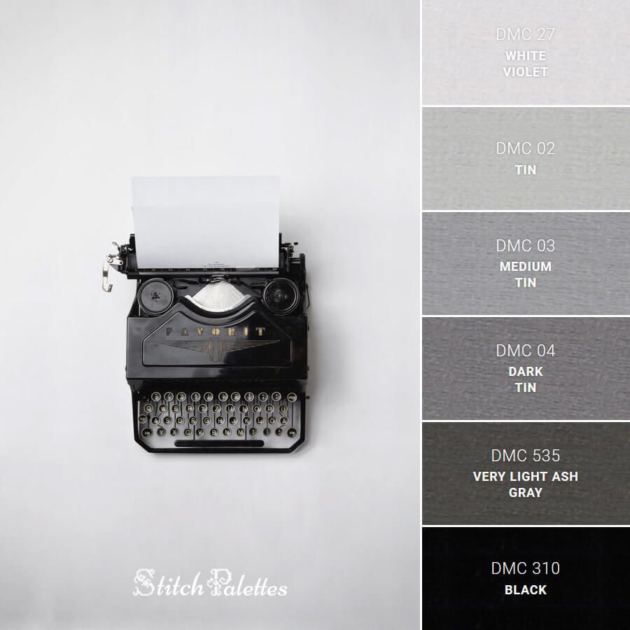 Vintage Whites