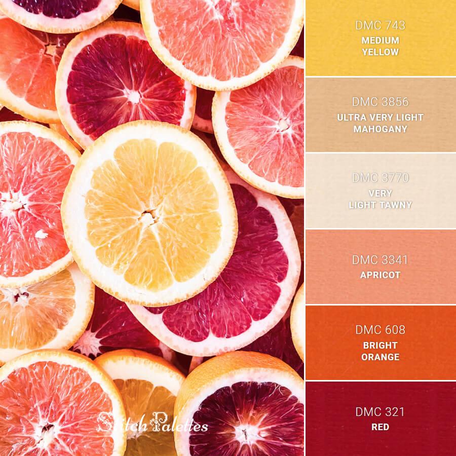 Cheerful Citrus