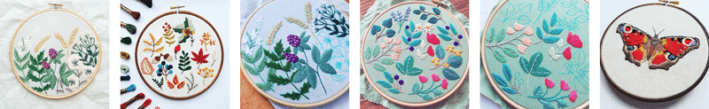 Embroidery Designs By Georgie feed image