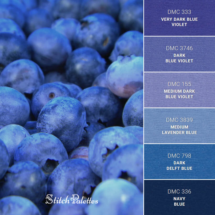 Bluest Of Blueberries