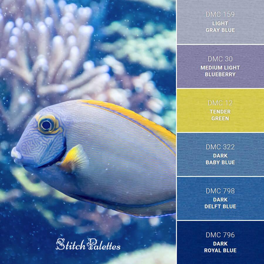 Salt Fish Blues