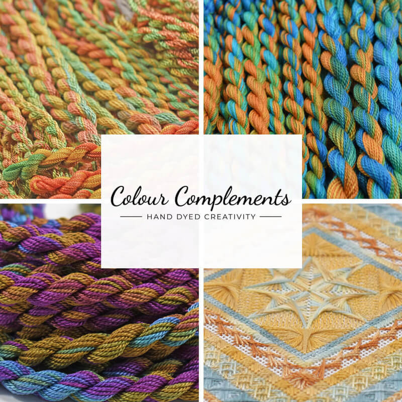 Colour Complements product image collage
