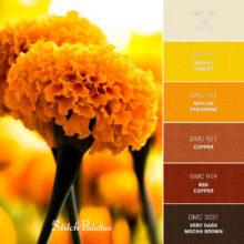 Stitch Palette SPA0306: Mellow Yellow