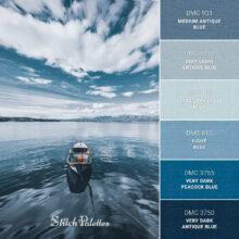 Stitch Palette SPA0307: Endless Skies