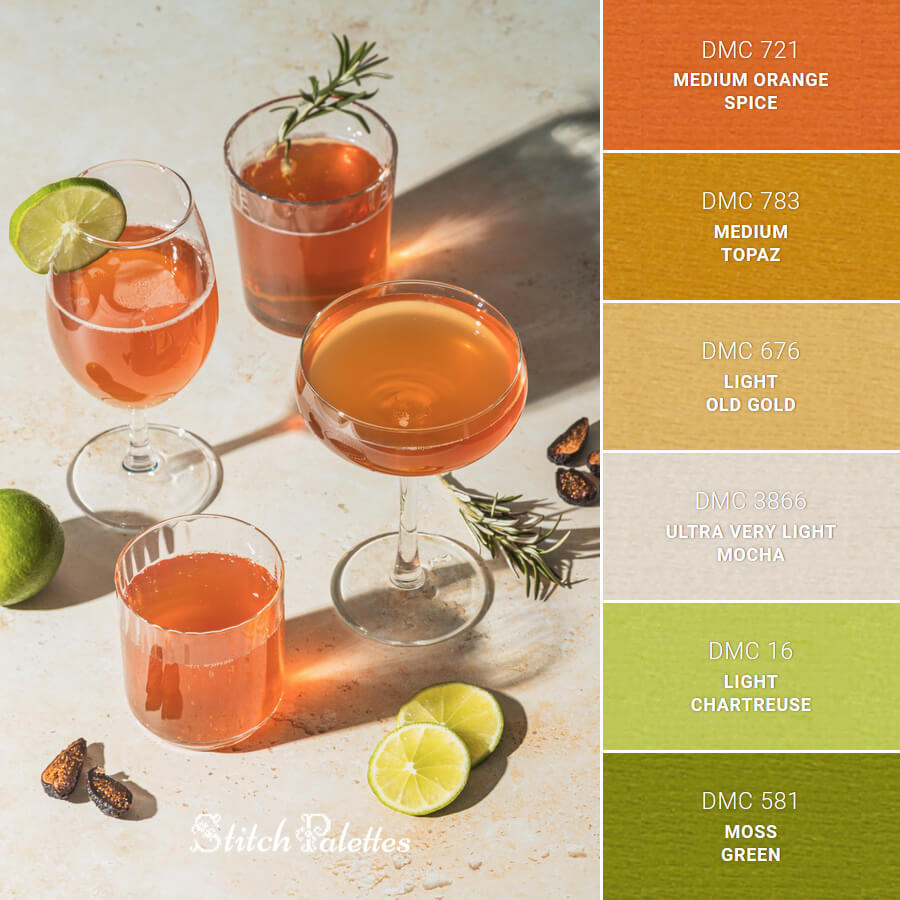 Stitch Palette SPA0532: Take A Sip