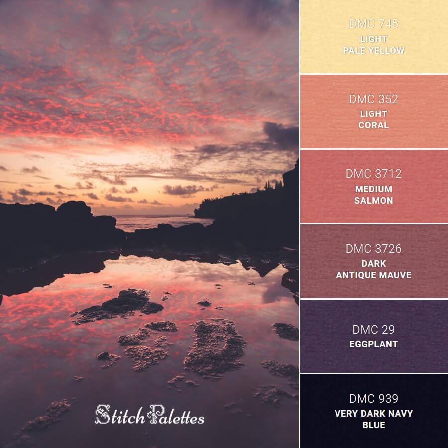 Purple Shores