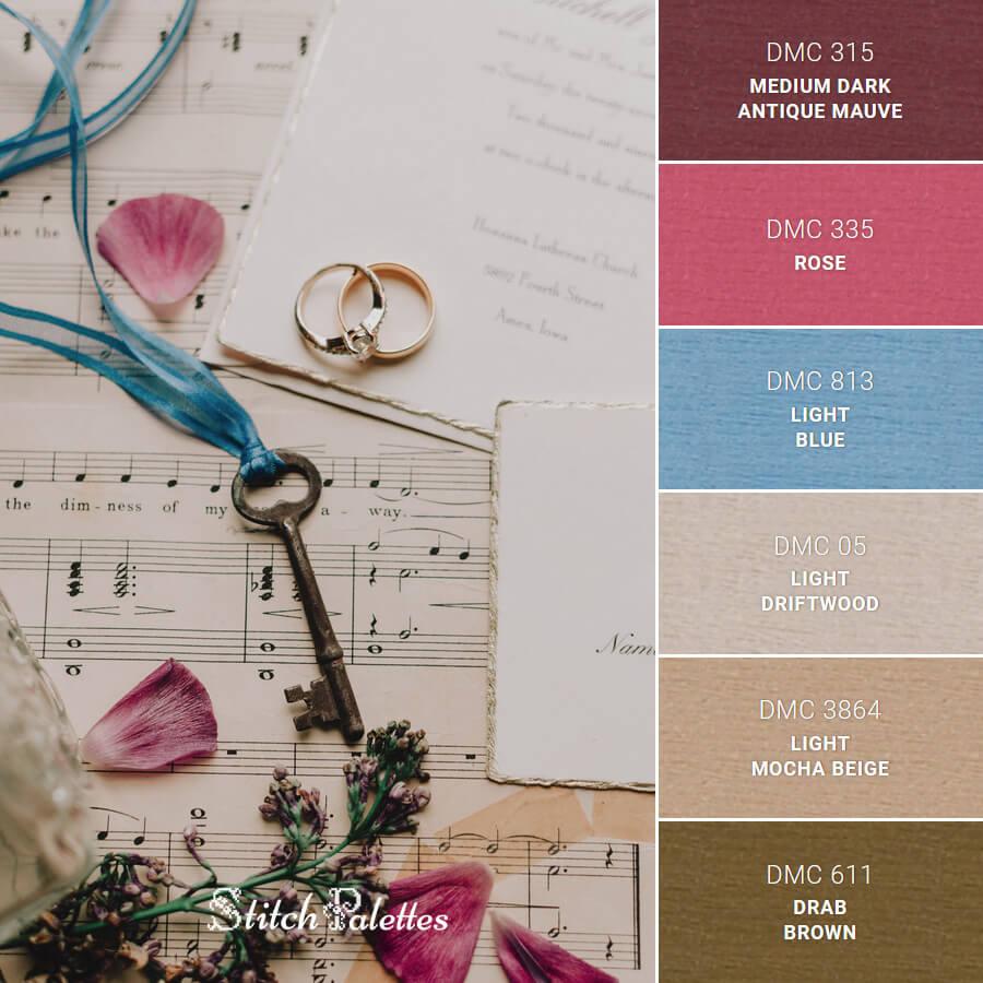 Wedding Music Sheet