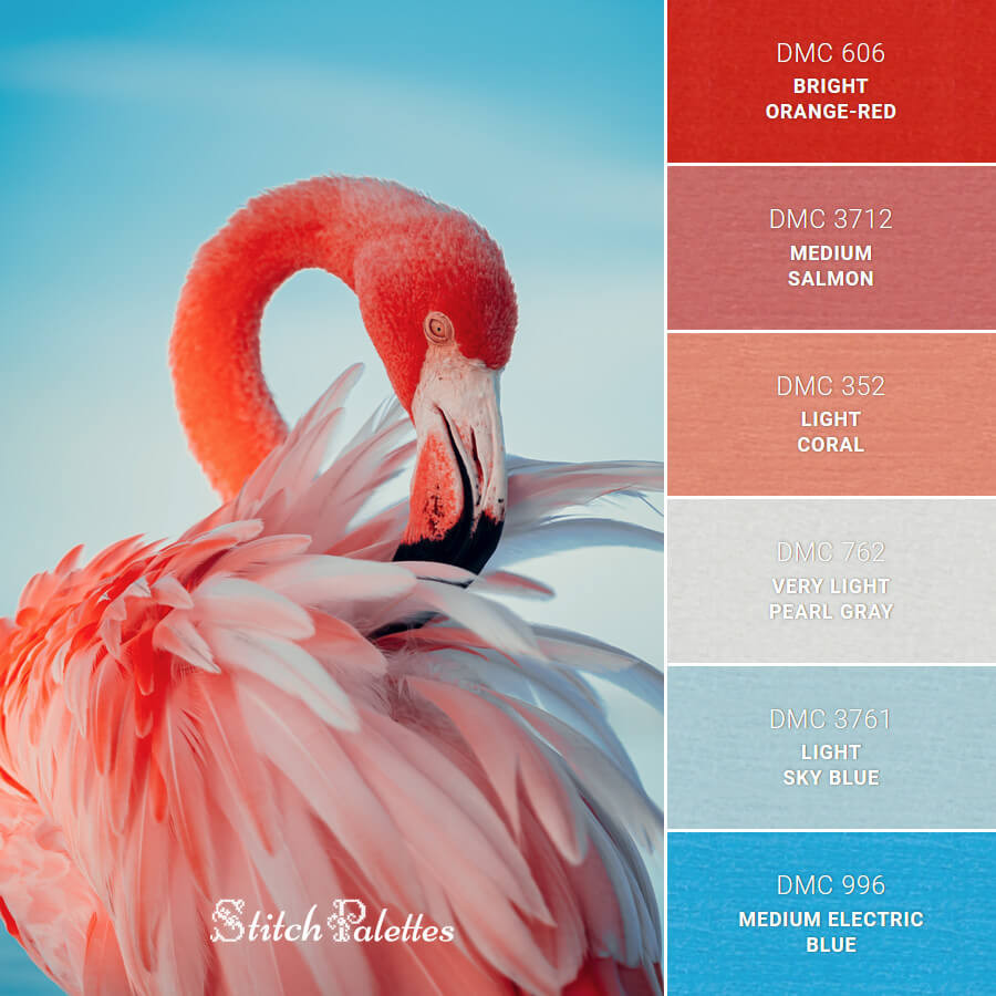 Flexible Flamingo