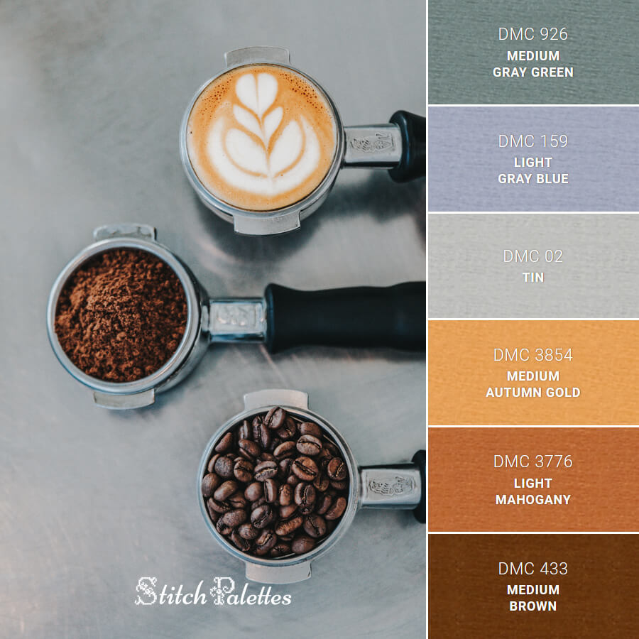 Many Forms Of Coffee