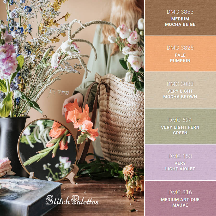Arranging A Bouquet